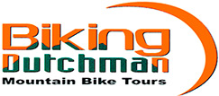 Biking Dutchman Logo